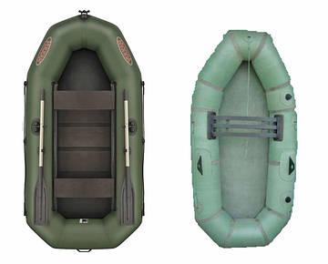 """Главное отличие ПВХ лодок """"Вулкан"""" от резиновых """"Лисичанок"""""""