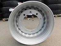 Диск колесный 22,5х11,75 10х335 ET0 DIA281 (SILA) Барабанный тормоз, КамАЗ