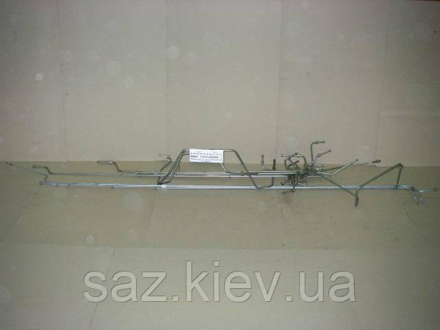 Трубки торм. (к-т на а/м 53215) металлические Россия, 53215-3506000, КамАЗ