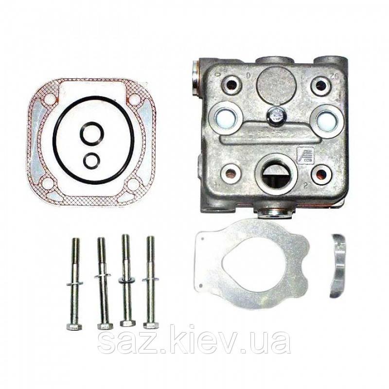 Головка компрессора 1-но цил + прокладки + кольца + болты (Аурида), 18.3509039 МК, КамАЗ