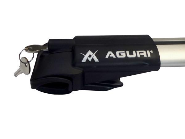 Крепление к рейлингам AGURI RENAULT CLIO