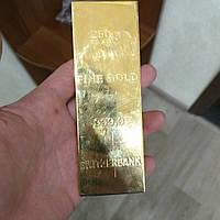 злиток золота подарунок під замовлення