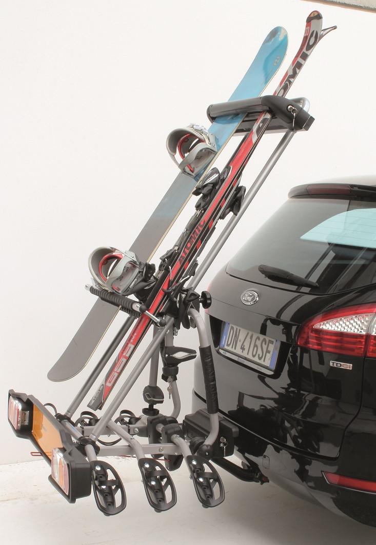Крепление для велосипедов на фаркоп PERUZZO