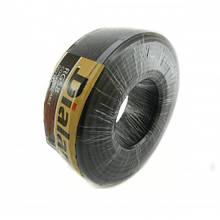 Dialan   RG6U 48W CCS 1,02 мм (черный) Экранирование 48% 75 Ом 100 м (6шт в ящ)