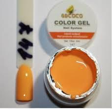Гель цветной color gel №147