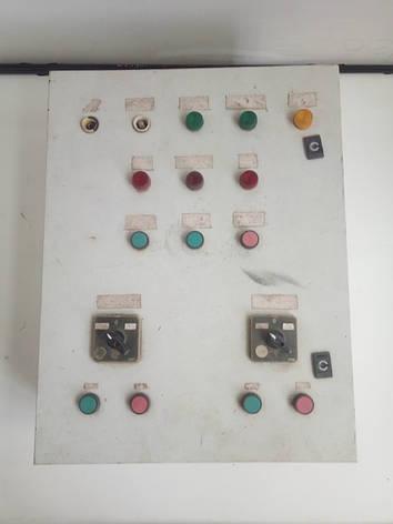 Щит управления вентиляцией c контроллером corrigo regin E151D-3. Б/У. 645х500х220мм., фото 2
