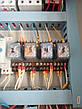 Щит управления вентиляцией c контроллером corrigo regin E151D-3. Б/У. 645х500х220мм., фото 4