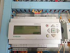 Щит управления вентиляцией c контроллером corrigo regin E151D-3. Б/У. 645х500х220мм., фото 3