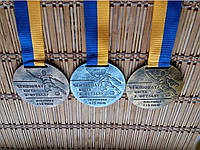 Медалі для футболу під замовлення Жмеринка