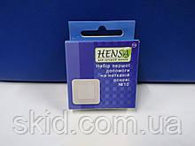 Пластир бактерицидний Hensa 10шт 3.8*3.8 на основі нетканинній