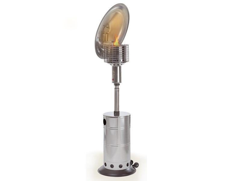 Уличный газовый обогреватель KT-24 10 кВт