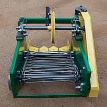 Картофелекопалка транспортерная ПроТек 45/60 М1 к минитрактору (под левый и правый ВОМ), фото 2