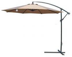 Зонт для кафе с боковой опорой 2.7м Stenson MH-2062