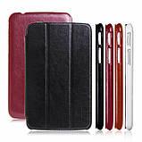 """Шкіряний чохол-книжка iMuca Concise для Samsung Galaxy Tab 3 7"""", фото 6"""