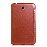 """Шкіряний чохол-книжка iMuca Concise для Samsung Galaxy Tab 3 7"""", фото 2"""