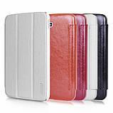 """Шкіряний чохол-книжка iMuca Concise для Samsung Galaxy Tab 3 7"""", фото 7"""