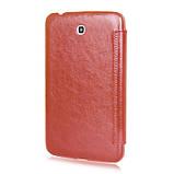 """Шкіряний чохол-книжка iMuca Concise для Samsung Galaxy Tab 3 7"""", фото 5"""