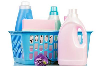 Засоби для прання і прибирання