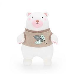Мягкая игрушка Мишка в коричневом свитере, 24 см Metoys