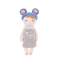 Мягкая кукла Angela Retro Pudding, 43 см Metoys