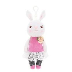 Мягкая кукла - подвеска Tiramitu Pink, 19 см Metoys