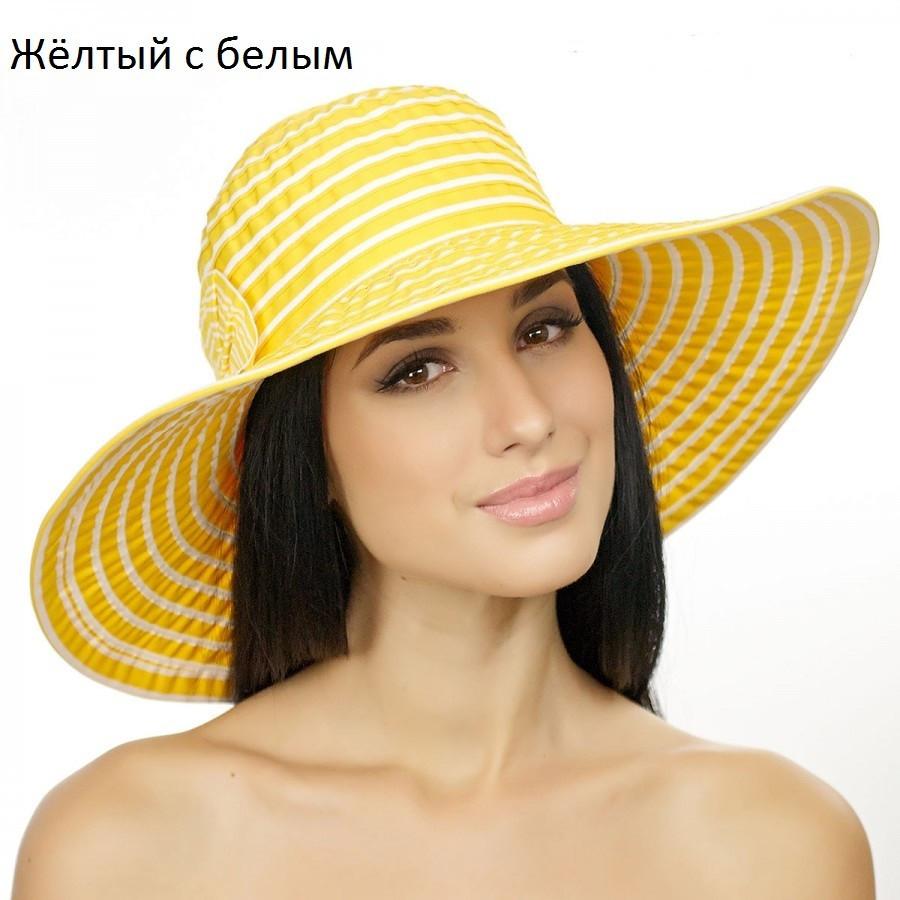 Полосатая пляжная шляпа - Интернет-магазин