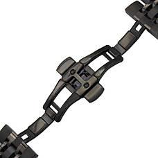 Ремешок BeWatch classic стальной Link для Samsung Galaxy Watch 46 мм Black (1021401.1), фото 3