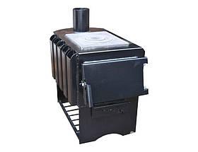 Печь с варочной плитой на дровах «ProTech» PANDA-ПДГП 7 кВт