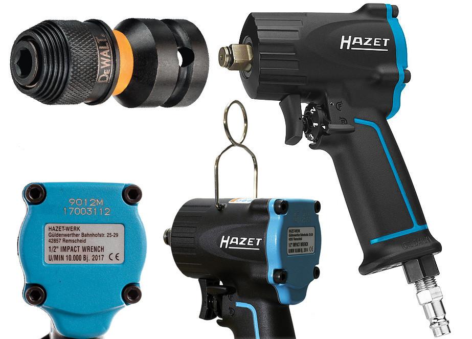 Пневматические ключи HAZET 9012M