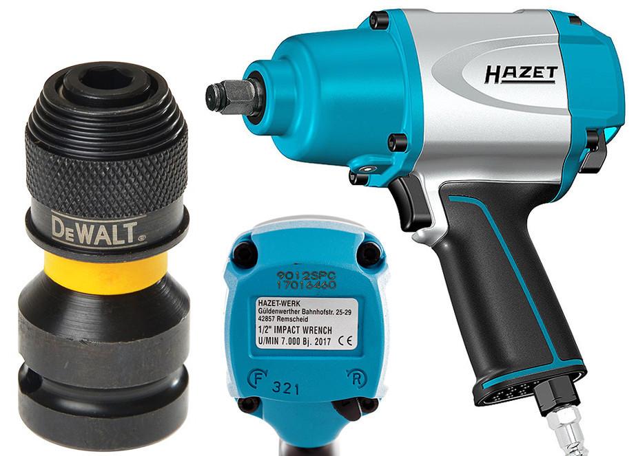 Пневматические ключи HAZET 9012SPC