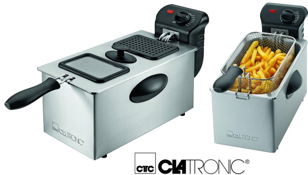 Фритюрница CLATRONIC 2000W 3 л