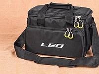 Рыболовная Сумка , Сумка для рыболовных снастей , сумка  спиннингиста  ( Leo )