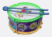 Детский музыкальный инструмент Барабан 2009Т-1 в пакете 26см