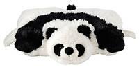 Мягкая игрушка - подушка Панда 35 см
