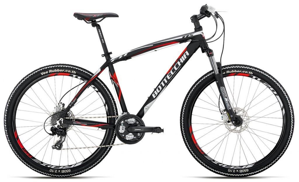 """Горный велосипед MTB BOTTECCHIA 115 CBC 24B-27,5"""""""