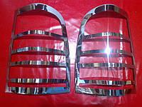 Накладки на стопы MERCEDES VITO 638 96-04 г.в.