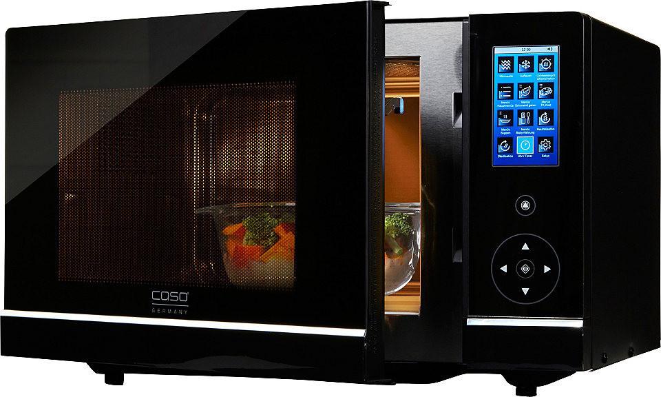Микроволновая печь CASO MLG23 Touch Сенсорная LCD