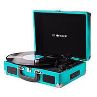 Радио-проигрыватель дисков HYKKER VINTAGE SOUND, фото 1