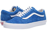 Кроссовки/Кеды Vans Old Skool™ (Pig Suede) Princess Blue/True White