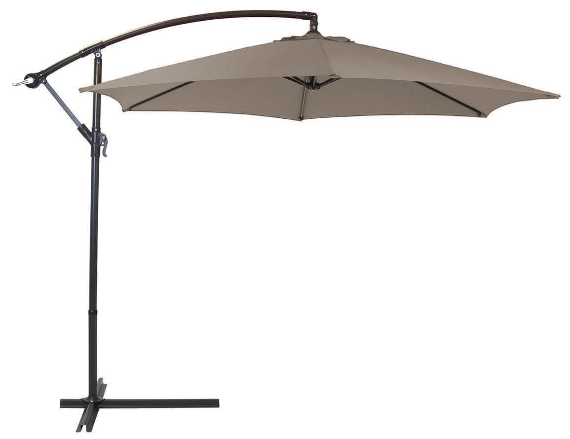 Садовый зонт 4 COLOR D=280 см