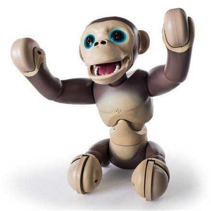 Детская игрушка робот Zoomer CHIMP