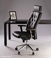 Крісло для керівника Chester Steel Chrome R HR Новий Стиль / Кресло для руководителя Честер Стил Хром R HR