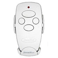 Пульт 4-канальный белый DoorHan Transmitter 4-White