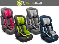 АВТОКРІСЛО 9-36 кг KinderKraft COMFORT UP!!, фото 1