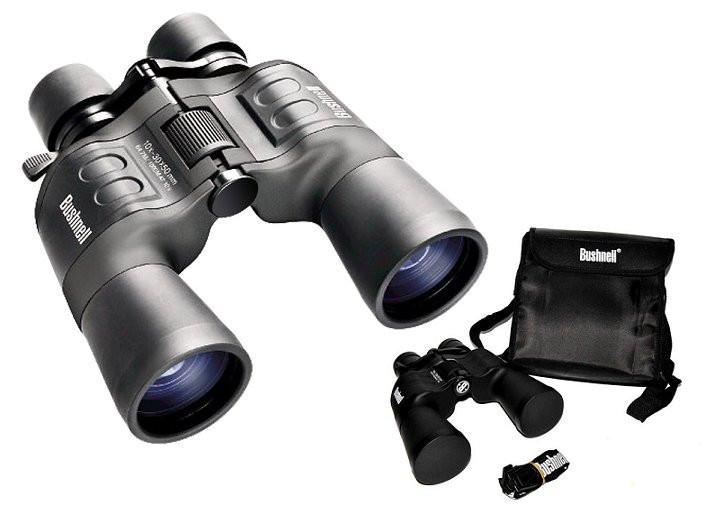 "Бинокль Bushnell 10-30х50 mm ""Vari zoom"" (211350)"