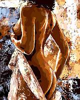 "Картина по номерам BrushMe ""Женственность"" 40х50см GX8714"