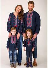 Вишиванки етнічний одяг для родини