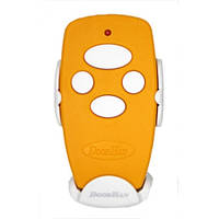 Пульт 4-канальний жовтий DoorHan Transmitter 4-Yellow