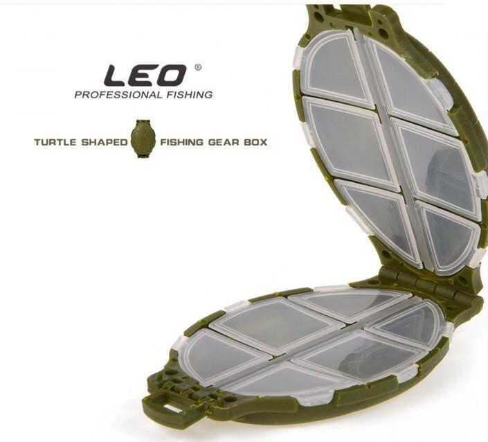Коробка для рыбалки , коробка для снастей Leo