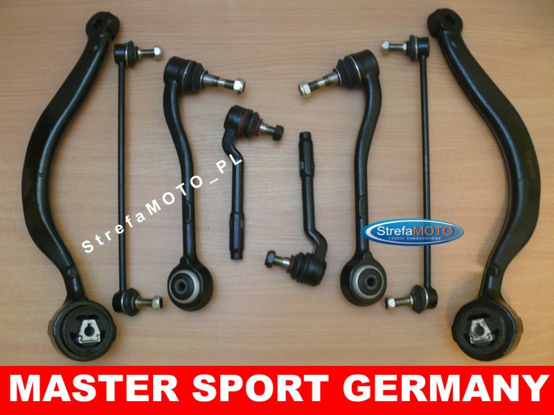 Комплект передних рычагов Master Sport BMW X5 E53